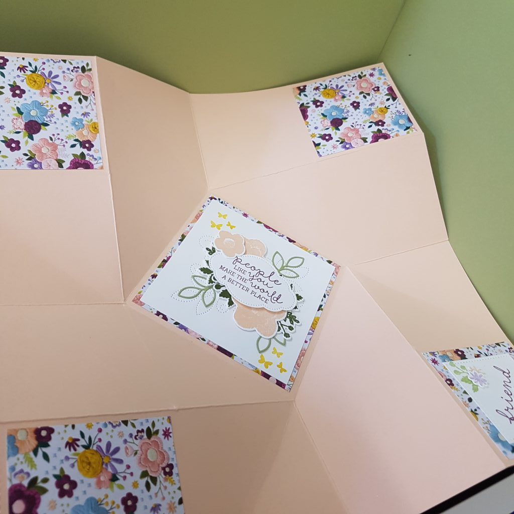 Blog Hop It's all about the cards – Fun Folds