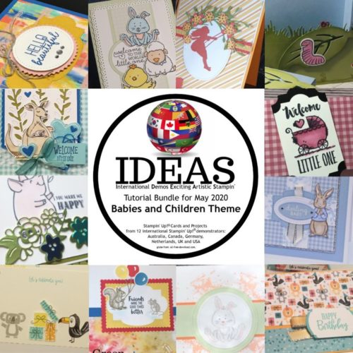 IDEAS Blog Hop – Babies & Children