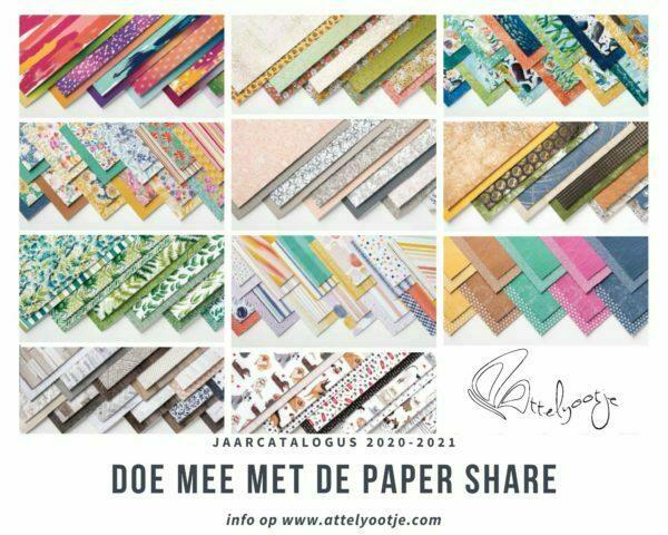 Nieuw bij Attelyootje – Paper Share