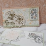 Bloghop IDEAS August Tutorial Bundle – Floral Fun – Simple and Stepped Up Cards