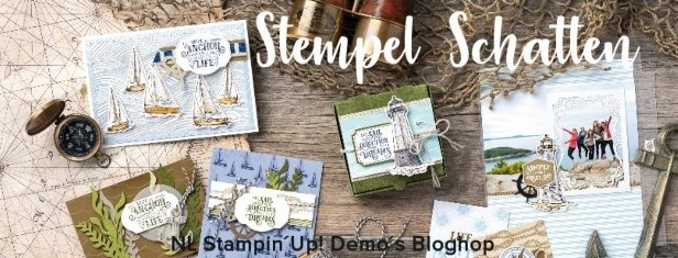Bloghop Stempelschatten – Card Sketch