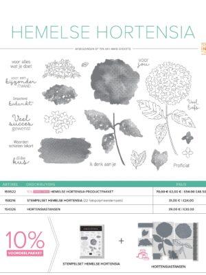 2021 Hemelse Hortensia