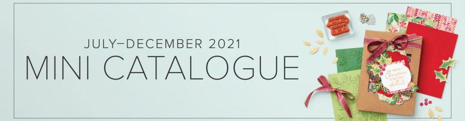 mini catalogus juli-december 2021