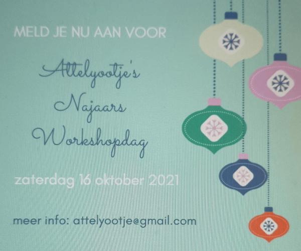 workshopdag 16-10-2021